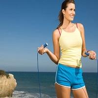 Утренние упражнения со скакалкой
